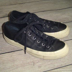 Converse Chuck Taylor Leather Suede Shoe M7 W9